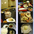 アパホテル夕食